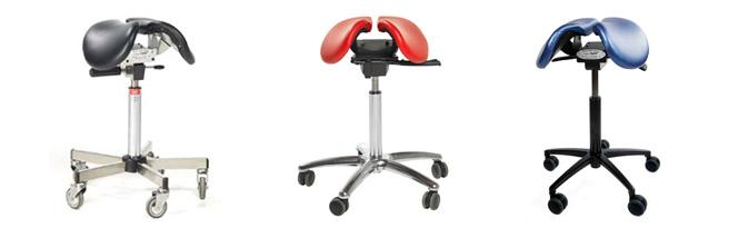 salli ergonomische sattelstühle